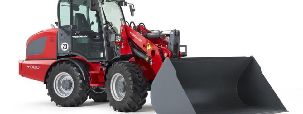 Weidemann 4080 Wheel Loader