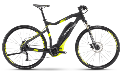 Haibike SDURO Cross 4.0 Electric Bike