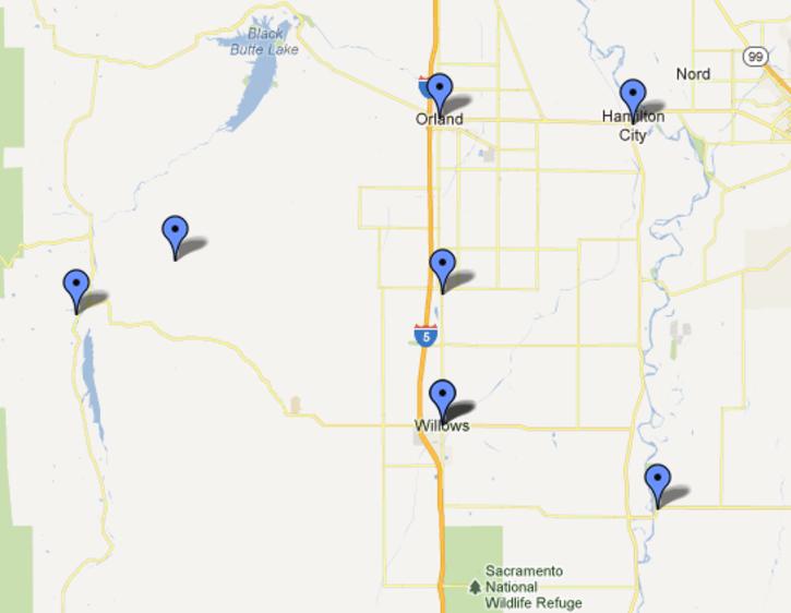 Glenn County Process Servers - Hollister Process