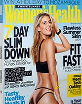 Lynda Cheldelin Fell in Womens Health magazine