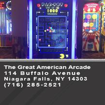 The Great American Arcade