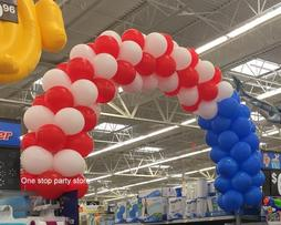 July 4th Balloon arch