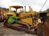 CAT D6H Bulldozer