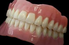 Upper and Lower Ultra Premium Same Day Porcelain Denture
