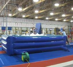Maxathletics Gymnastic Mats Cheerleading Equipment
