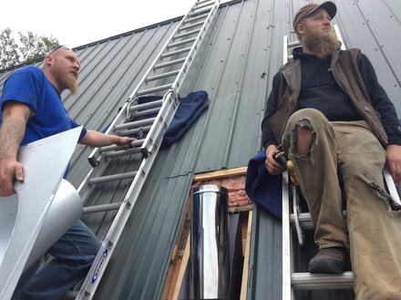 - Chimney Sweep In Anchorage - North Country Stoves