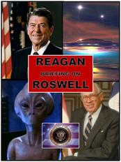 Reagan Roswell Book