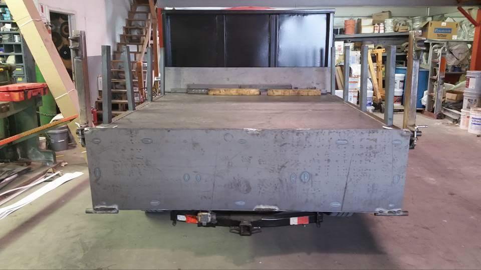 Custom Vehicle Solutions LLC - Welding, Fabrication