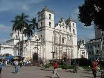 Tegucigalpa church