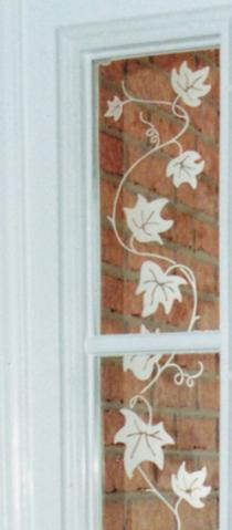 Window Etching Services in Tennessee