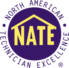 NATE Certified HVAC Contractor