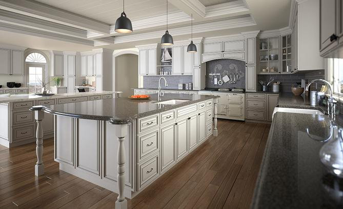 Flooring Cabinets Remodeling