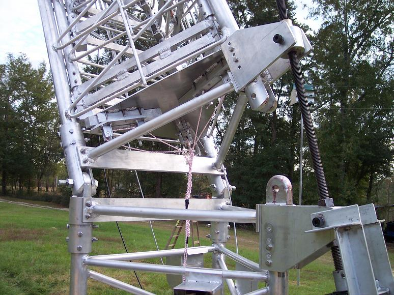 Telescoping Towers