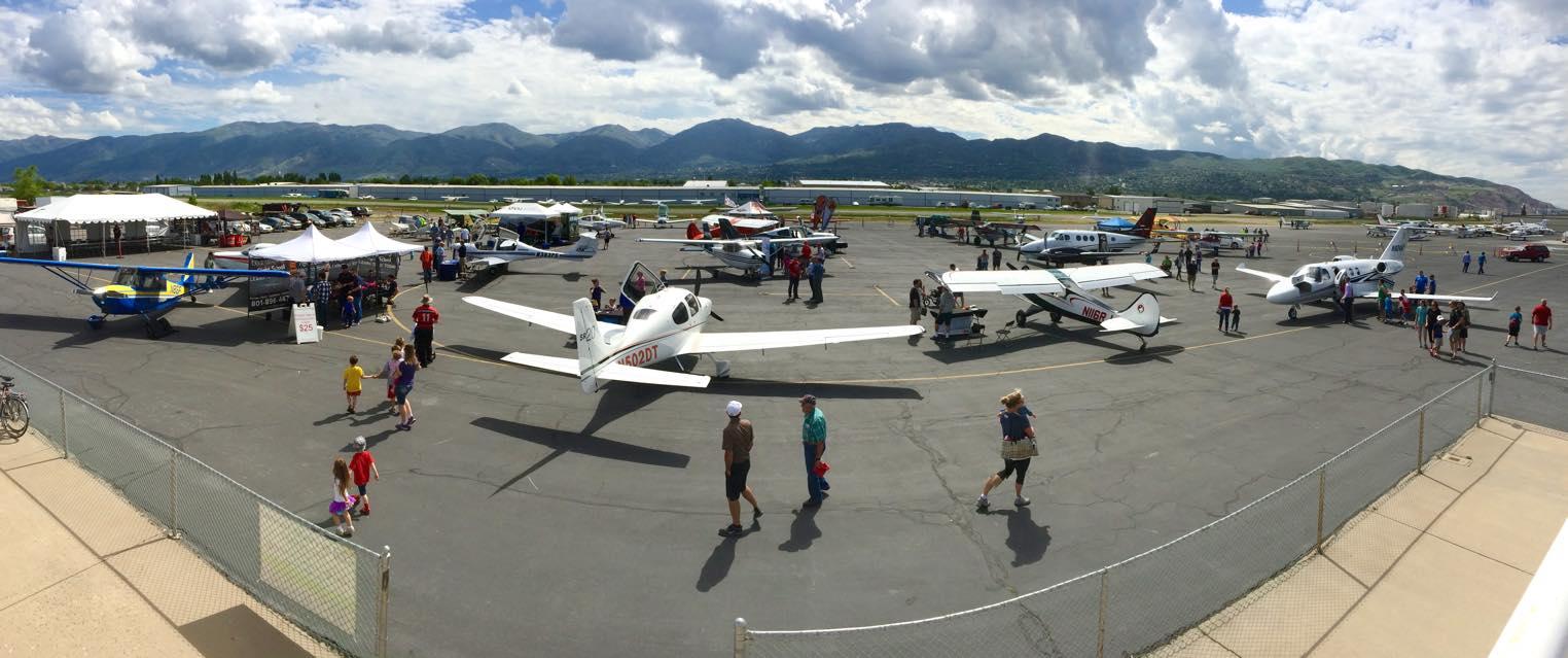 Image result for utah skypark aviation fest