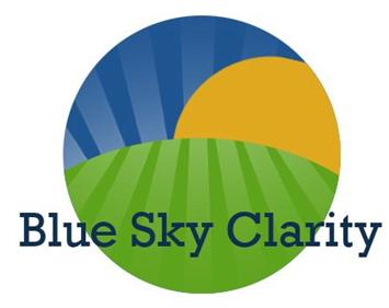 BLue Sky Clarity Logo