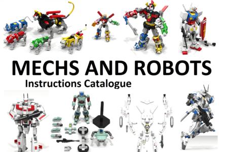 Instructions For Lego Models Bwtmt Brickworks