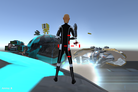 UFO War 3d Mobile Game