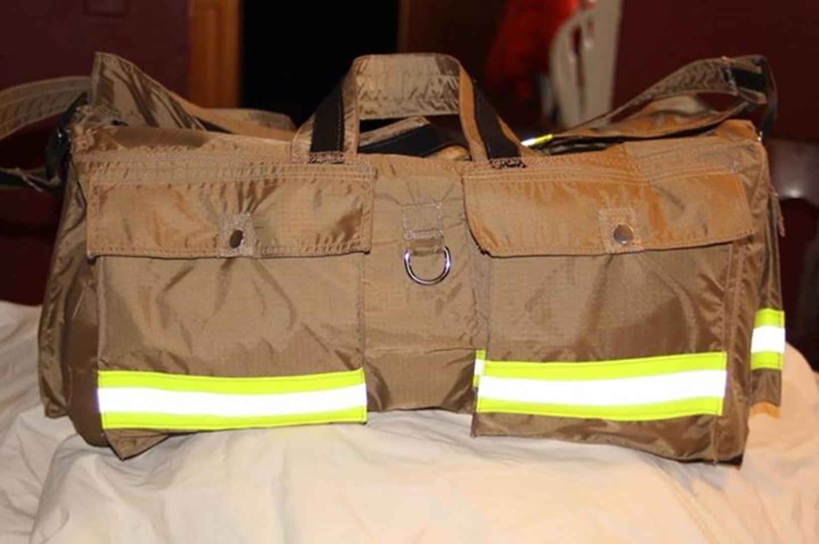 Recycled bunker gear bags - Recycled Bunker Gear Bags 21