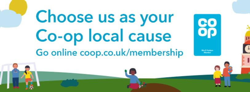 Co-op Membership link