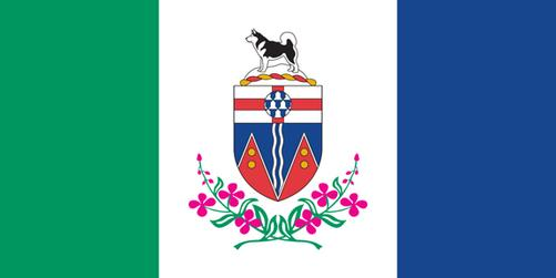 Yukon Flag - ICON SAFETY CONSULTING INC.