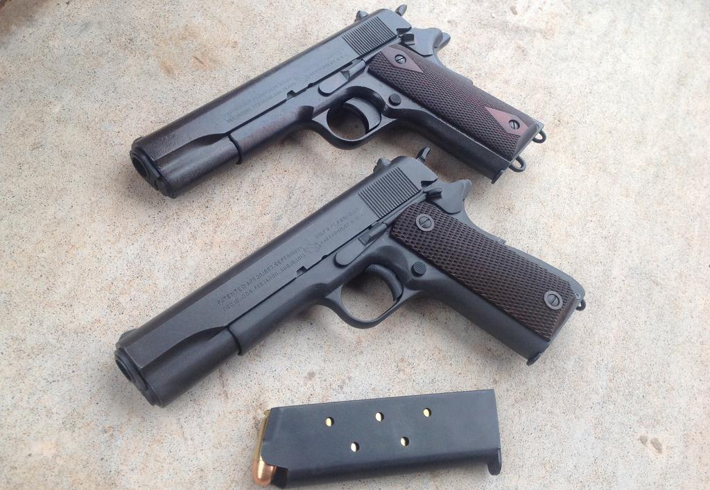 WWI Colt USGI M1911