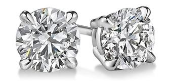 diamond earrings la quinta jeweler