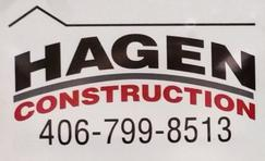 Hagen Construction - Signs, Decals