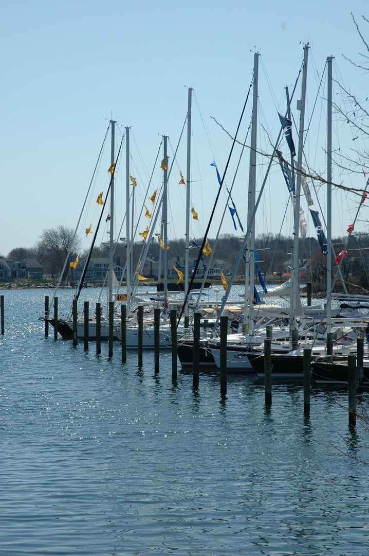 Brokers & Boats at the CT Spring Boat Show
