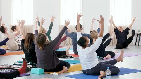 Yin Yoga Class members only
