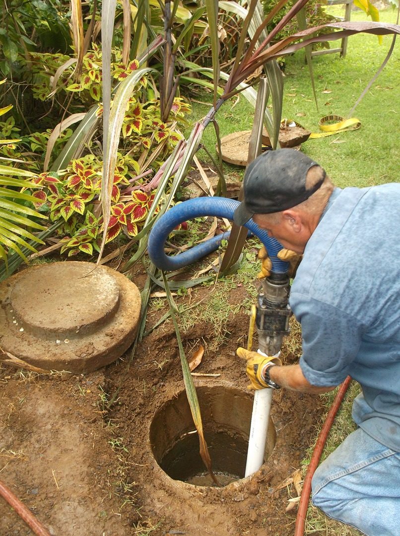Kahului s top septic pump service explains the proper for How big septic tank do i need