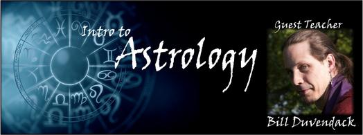 Intro to Astrology with Bill Duvendack