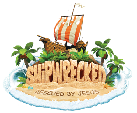Shipwrecked: Rescued by Jesus