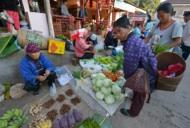 Doi Mae Salong Market tour