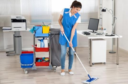ONGOING OFFICE CLEANING SERVICES FROM MGM HOUSE HOLD SERVICES
