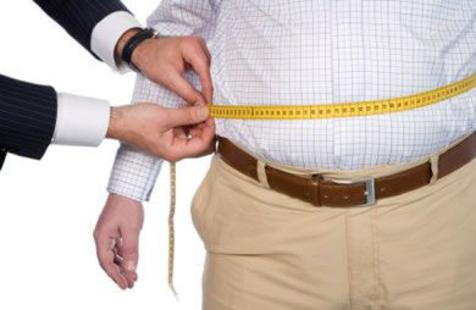 Body Composition levels for Adults. How to measure your Waist Circumference. Body Composition Chart.
