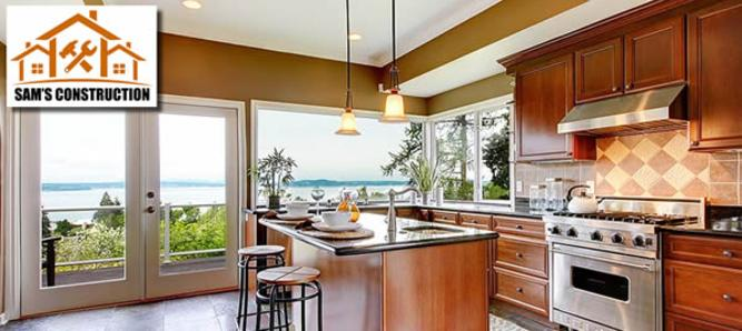 Kitchen Remodeling Honolulu, Hawaii | Sam\'s Construction