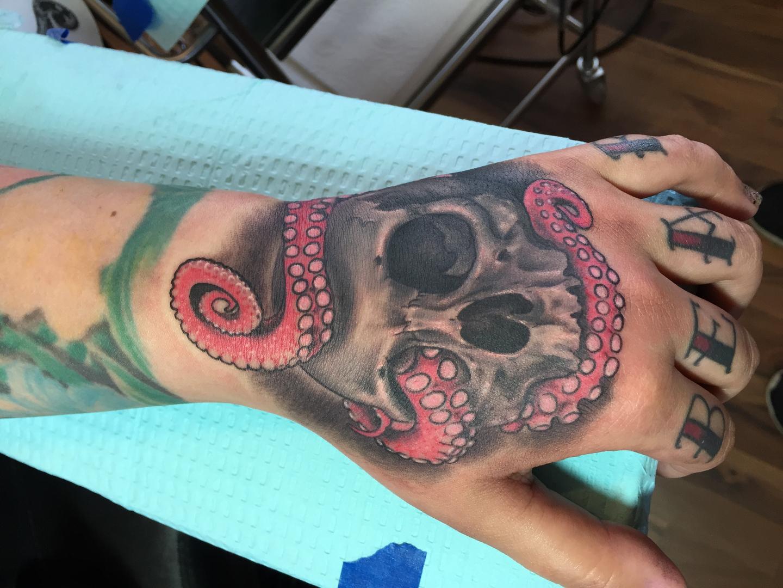 Melissa Zimmer Fine Art Tattoos Iron Key Studio Inc
