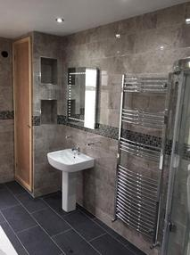 Bathroom Newly fitted