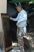 Joel Signor in Novato, house painter, painting contractor
