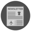 Newsletter logo with link to latest edition