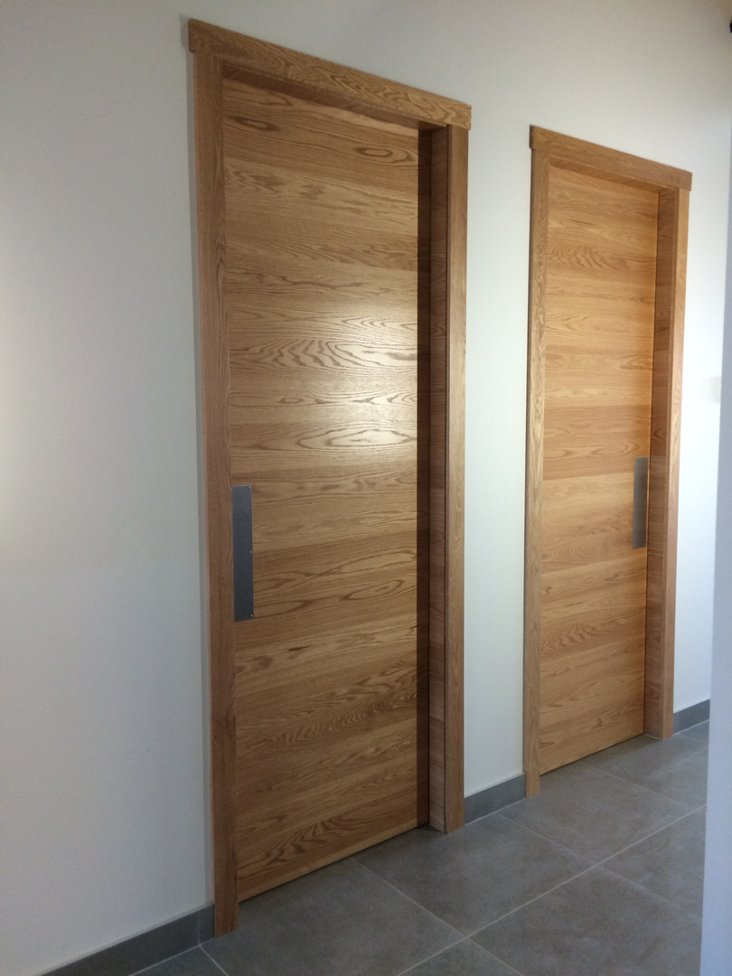 alder ksr interior stained comany top in and arch knotty door mill panel product doors