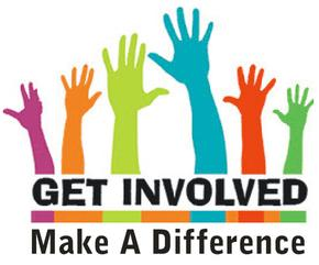 Image result for get involved in your community