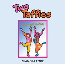 Taffy the Clown Flip Story Coloring Book Two Taffies