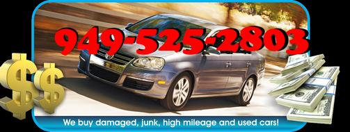 Cash4Cars OC we buy Used Cars
