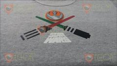 Remera Star Wars 3d Niños
