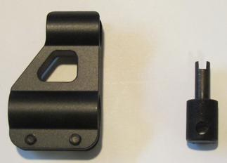 SKS Gen1 & Gen3 Clamp on AK47 style Front Sight