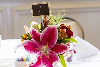 table settings | weddings | centerpeices | hopewell