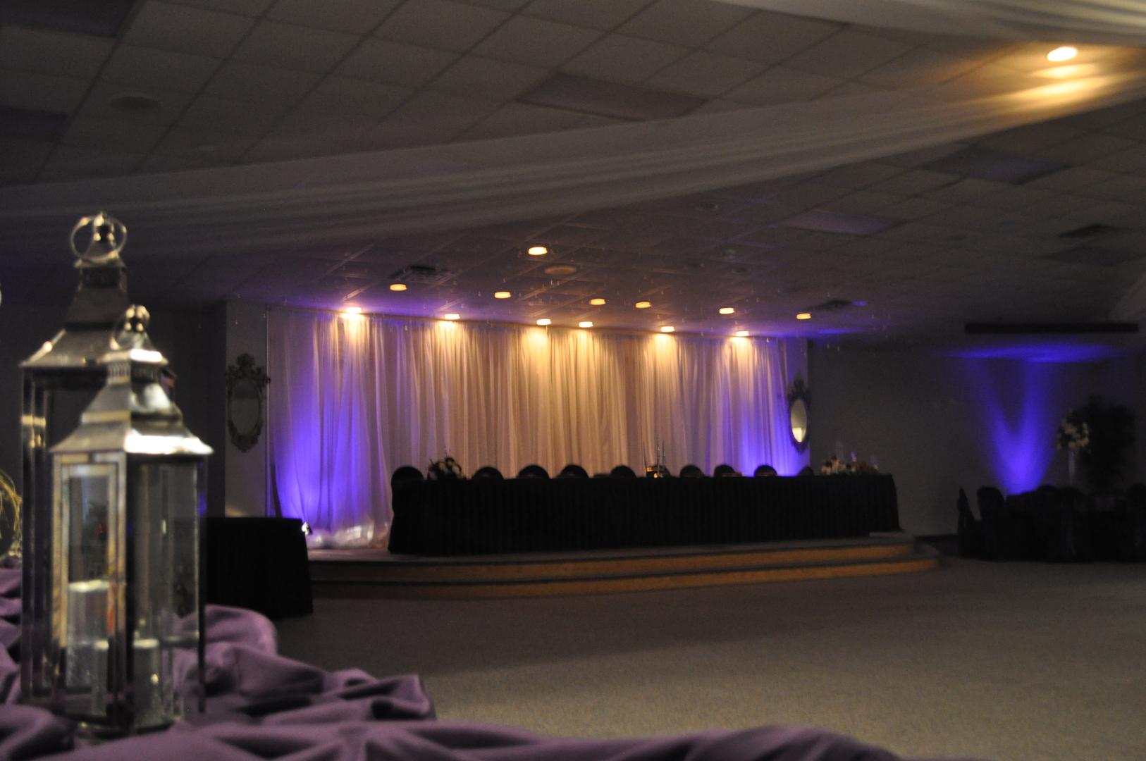 Ridgemont Ballroom Wedding Reception Venues Banquet Hall Rental
