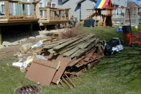 Leading Debris Hauling Services in Lincoln NE | LNK Junk Removal