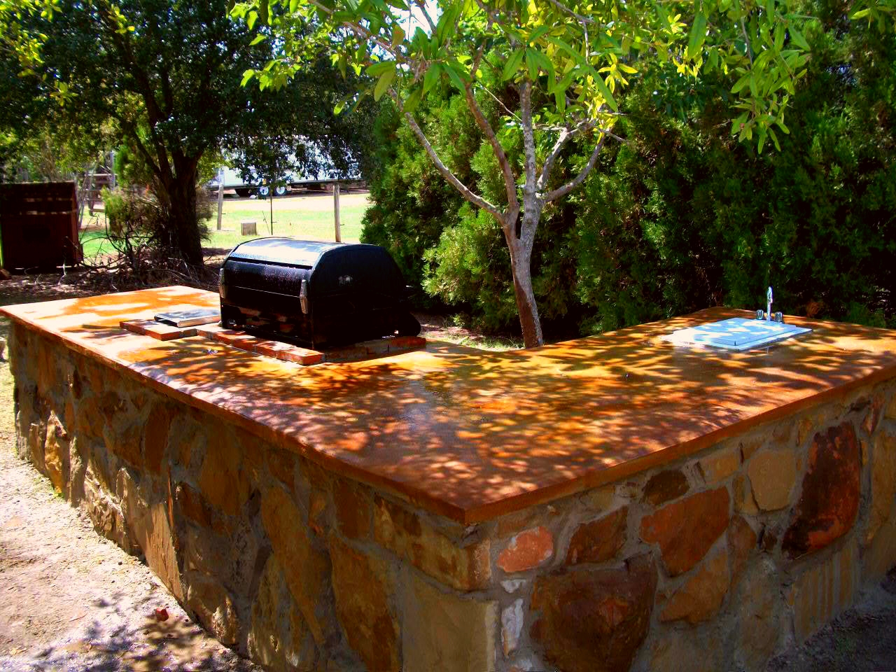 outdoor kitchens san antonio